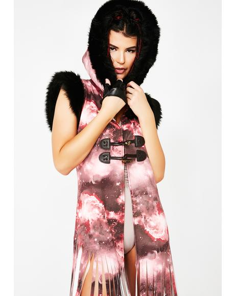 Virgo Stellar Hooded Duster
