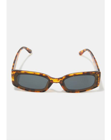 La Palma Tort Smoke Sunglasses