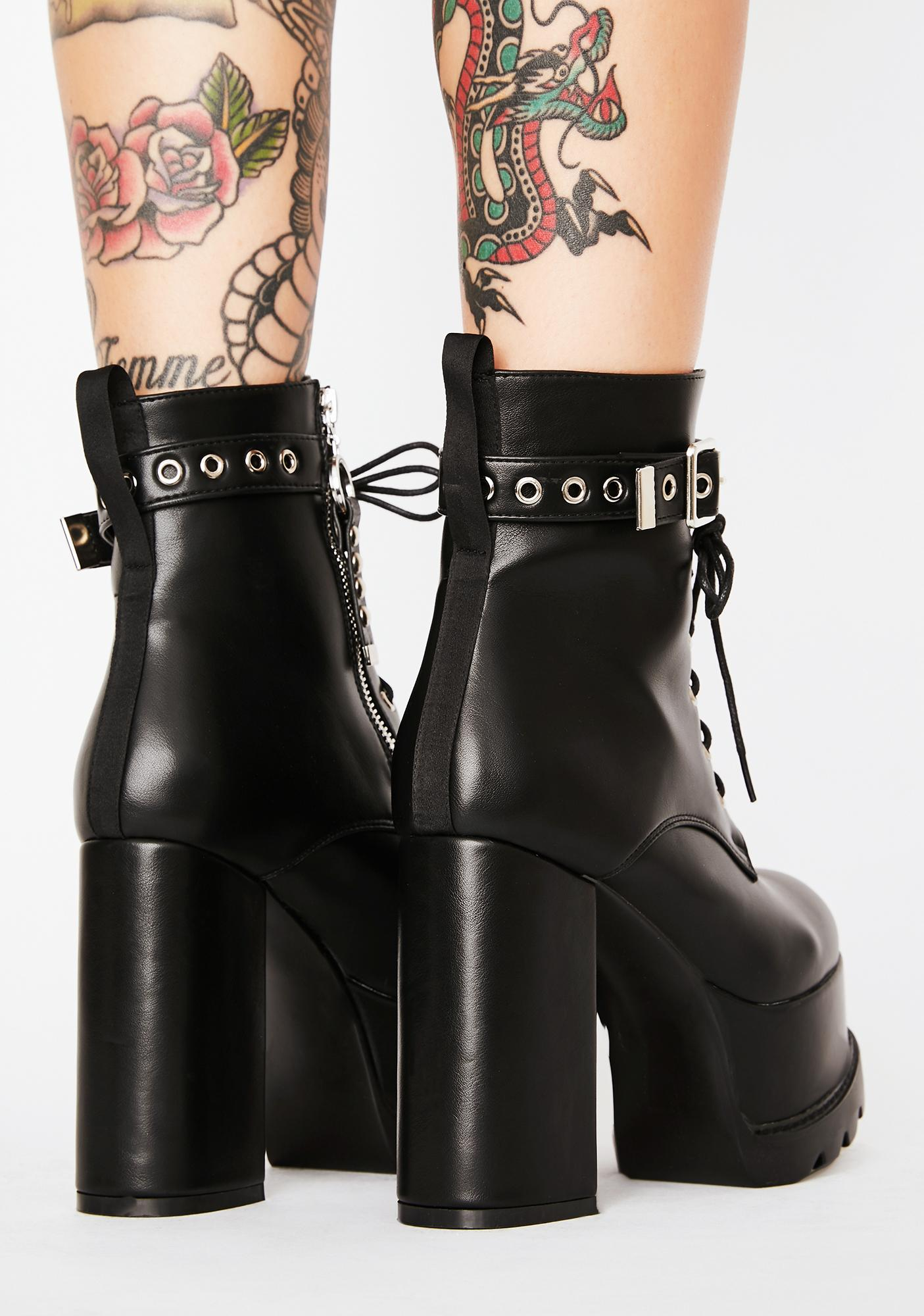 Lamoda Whatta Night Heeled Booties