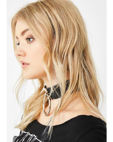 Kali Glitter Hair Strands
