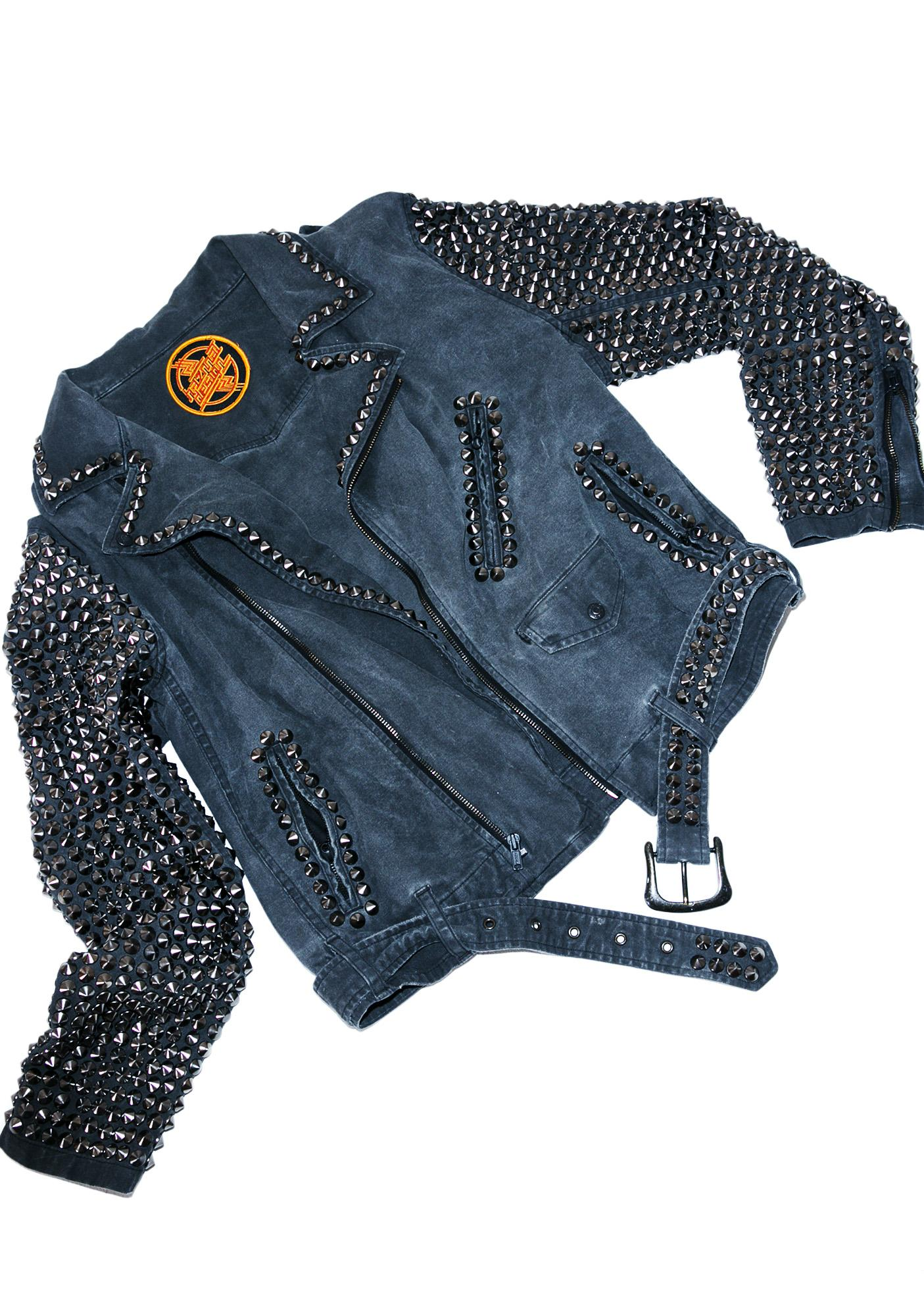 Hazmat Design Destruction Jacket