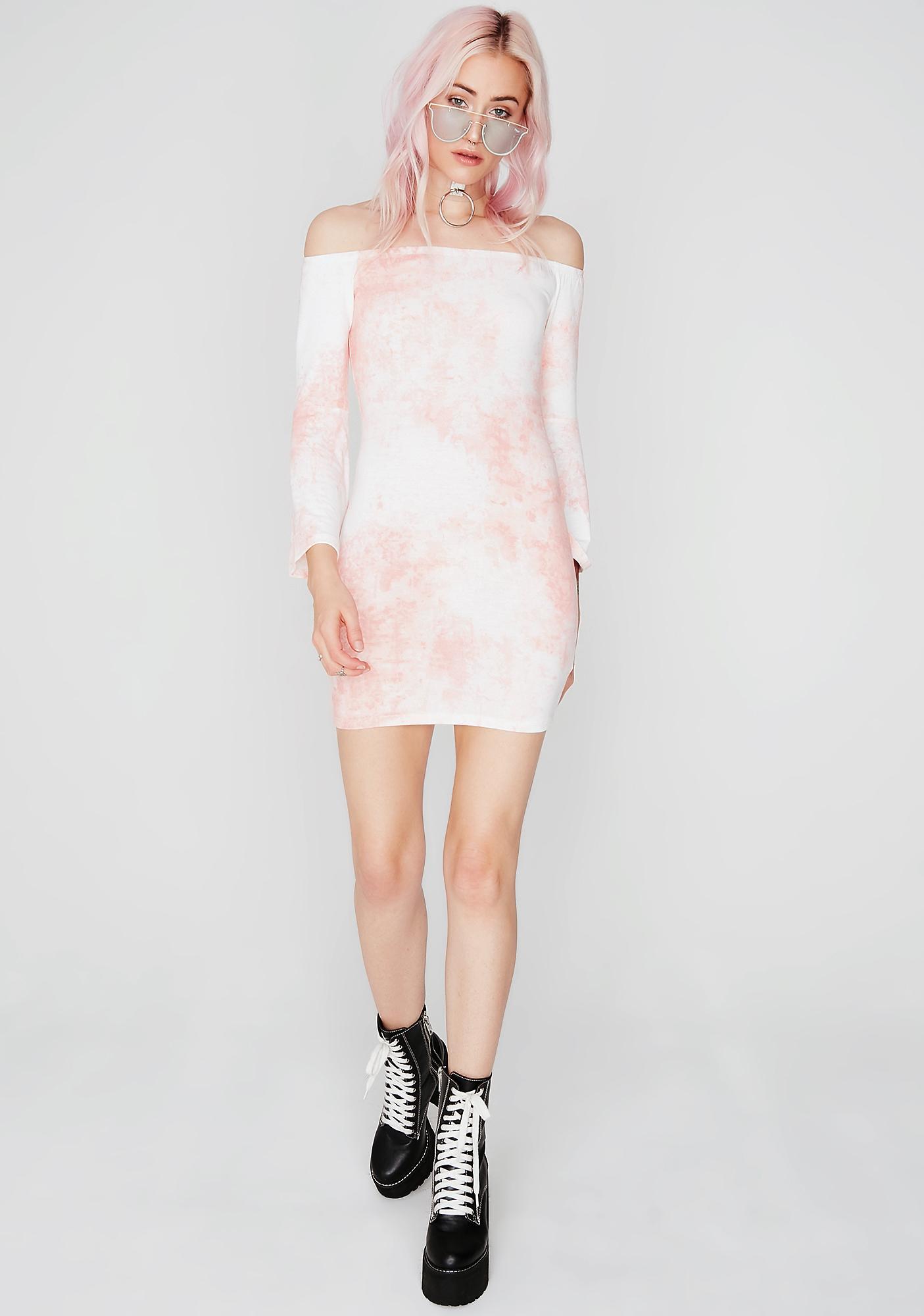 Sweet Trance Mini Dress