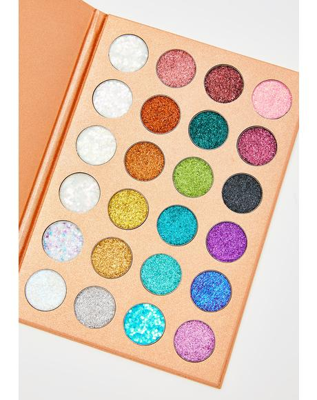 Enchanted Glitter Palette