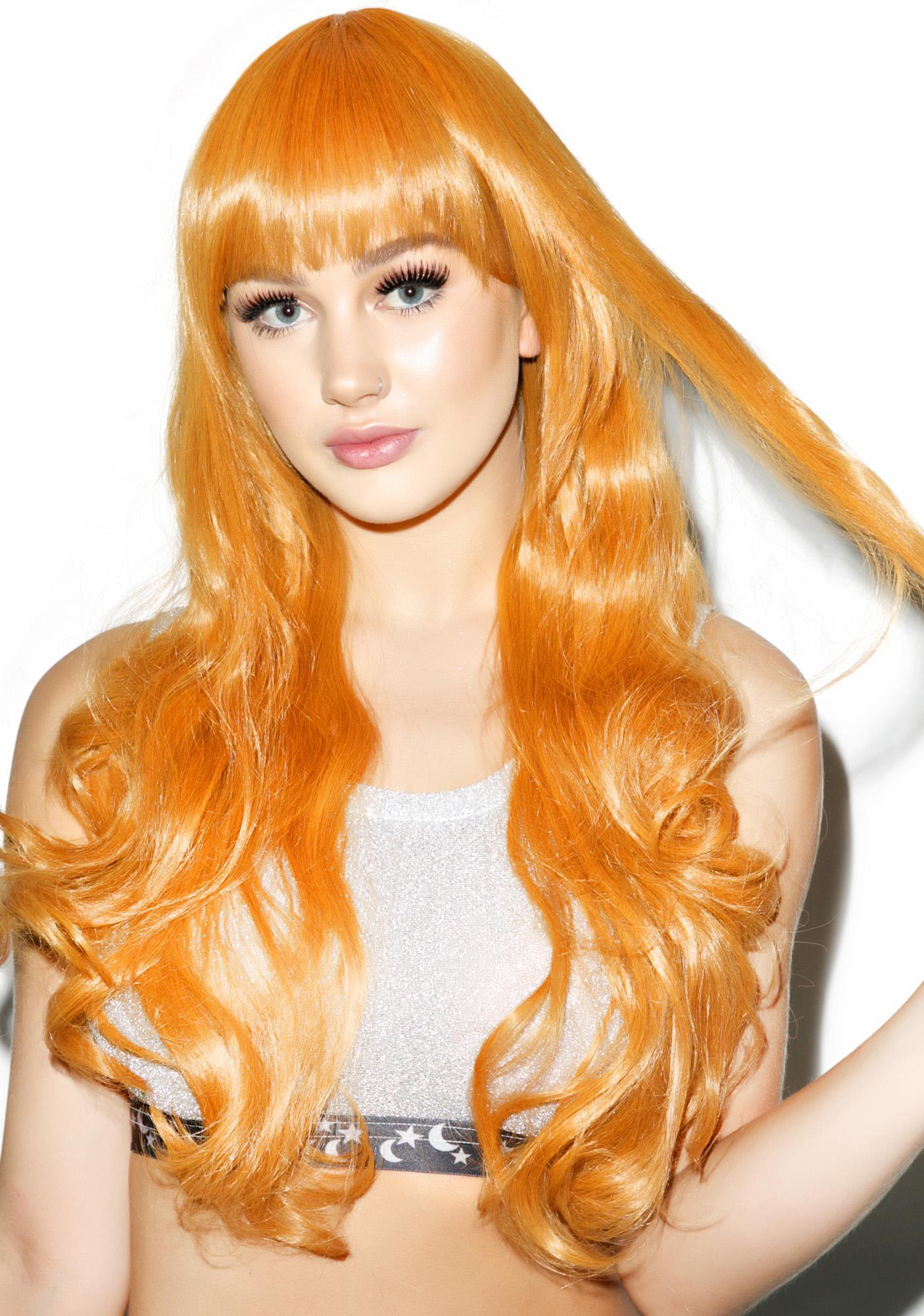 Goldie Locks Wig