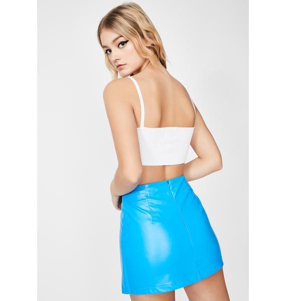 Superclass Sass Mini Skirt