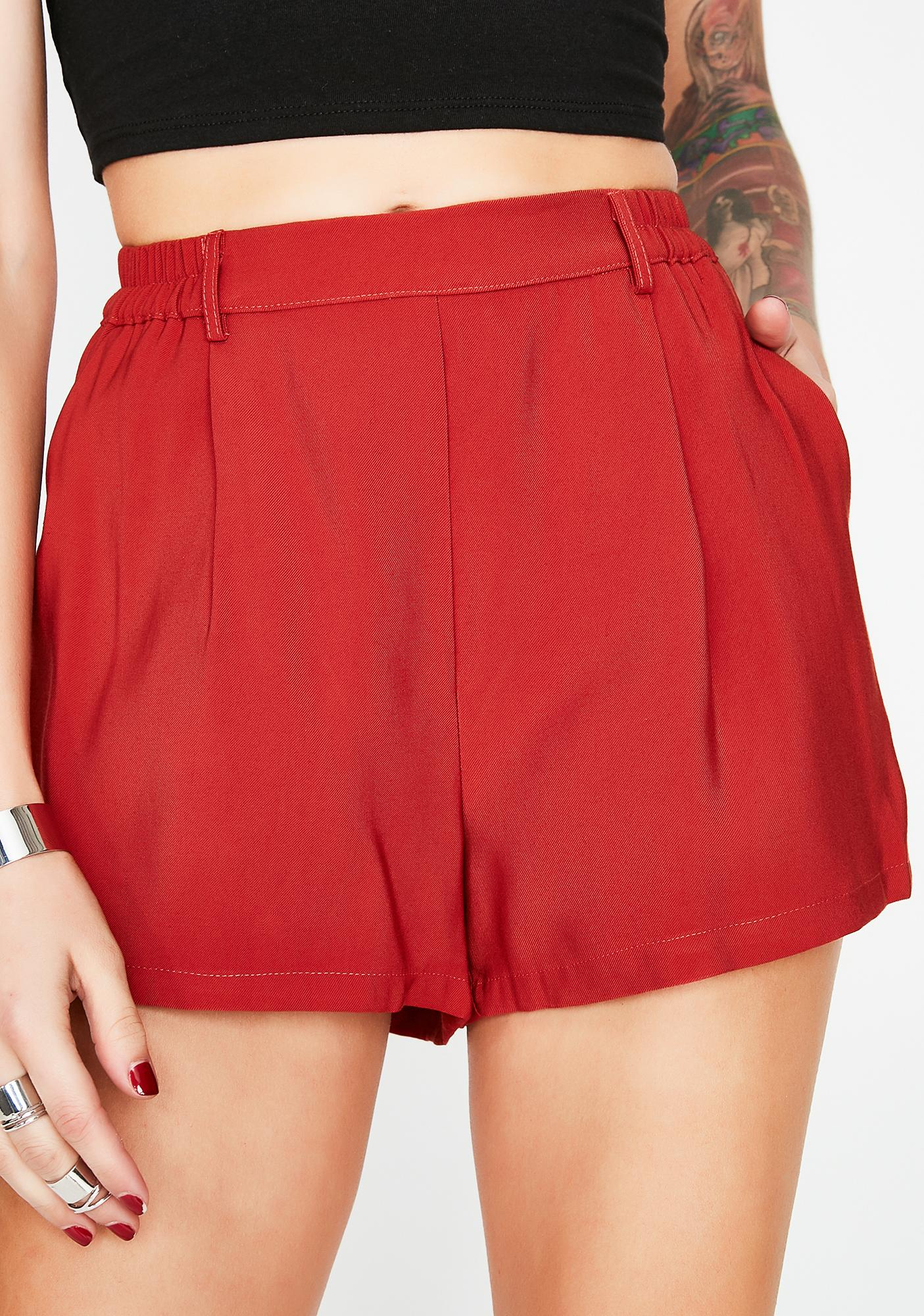 Code Red Shorts