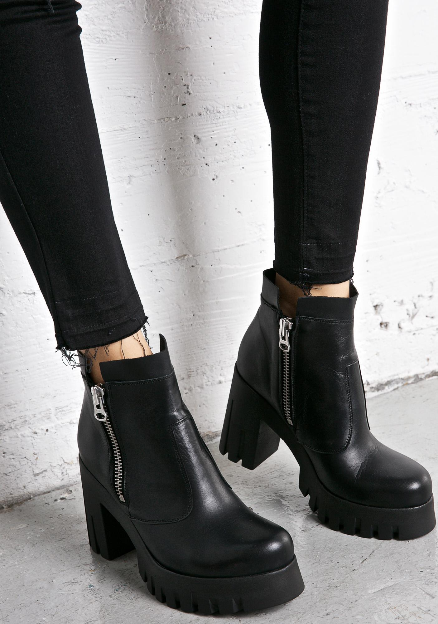 Shellys London Kobi Heeled Booties