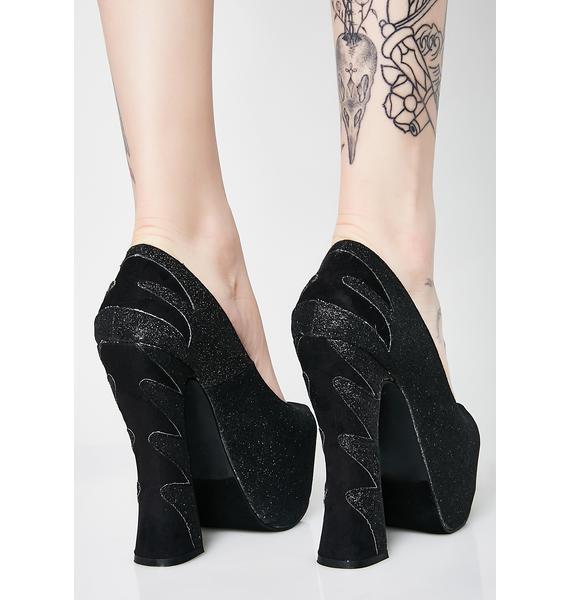 Wicked Ways Platform Heels