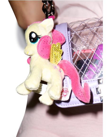 Fluttershy Plushy Clip-On