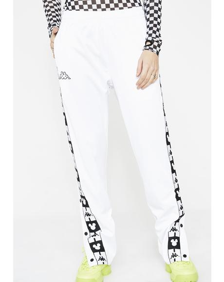 Authentic Anthony Disney Track Pants