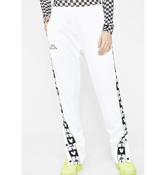 Kappa Authentic Anthony Disney Track Pants