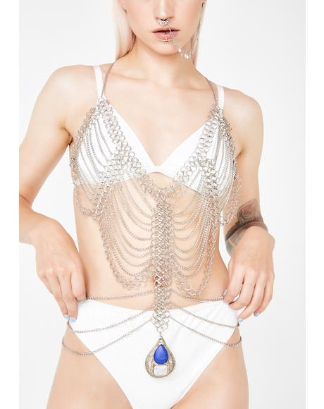 Vision of Ecstasy Body Chain