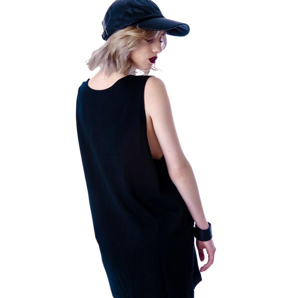 Long Clothing Command Oversized Tank