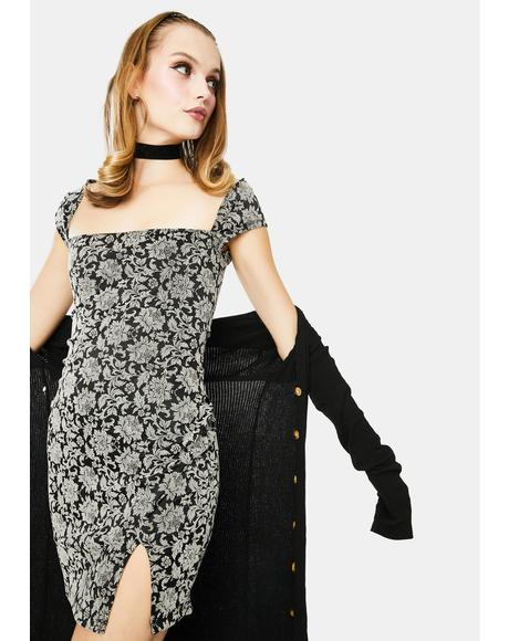 Verga Mini Dress