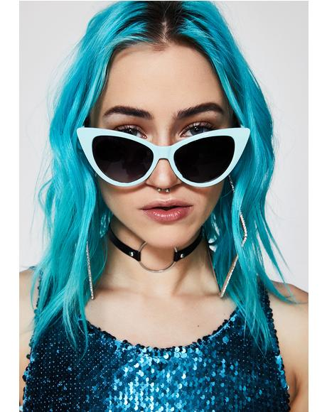 Icy Feels Cat Eye Sunglasses