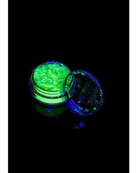 WTF Moon Dust UV Reactive Glitter