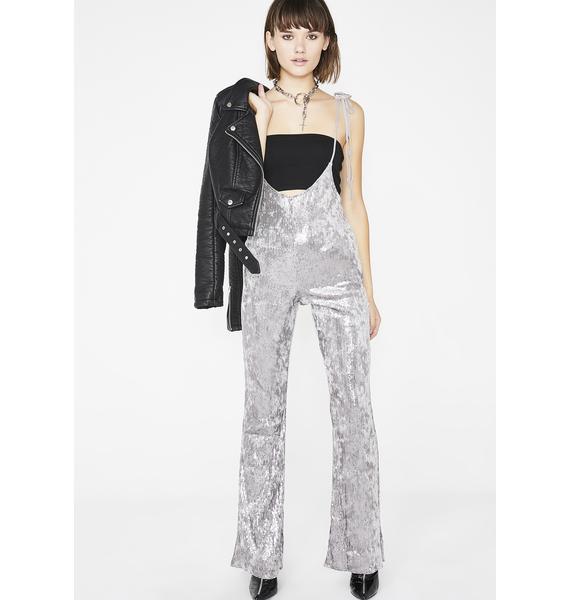 Boogie Down Sequin Jumpsuit
