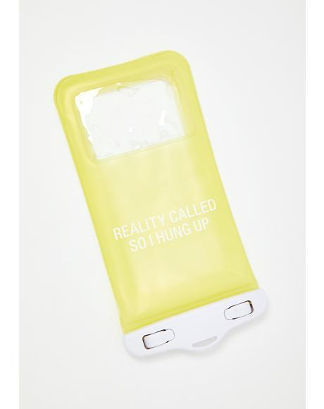 Reality Called Phone Protector Case