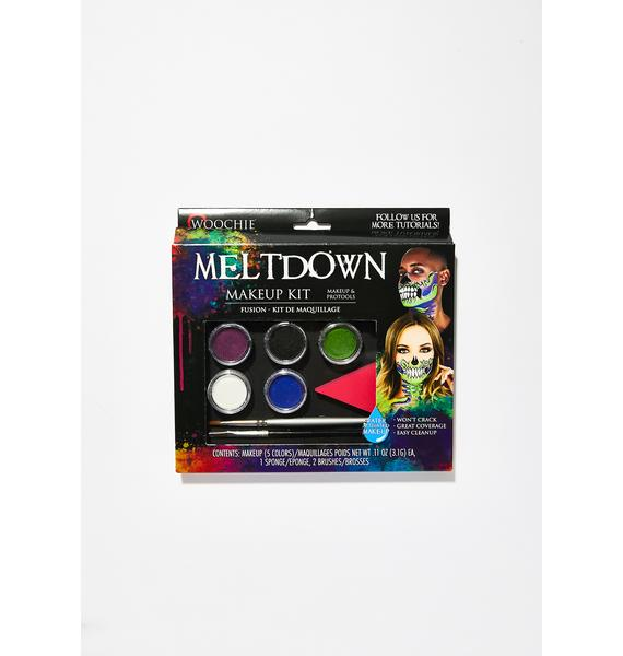 Total Meltdown Makeup Kit