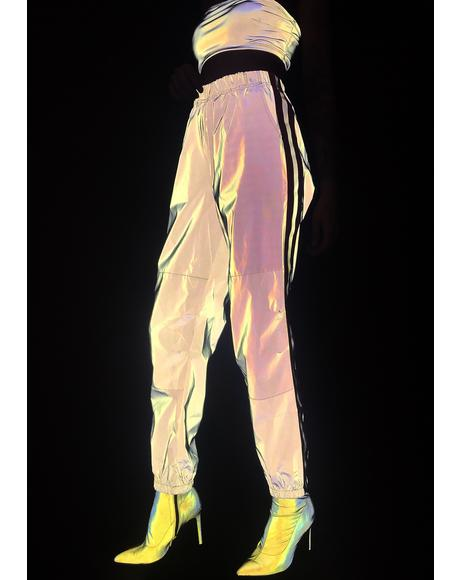 Pixie In A Flash Reflective Joggers