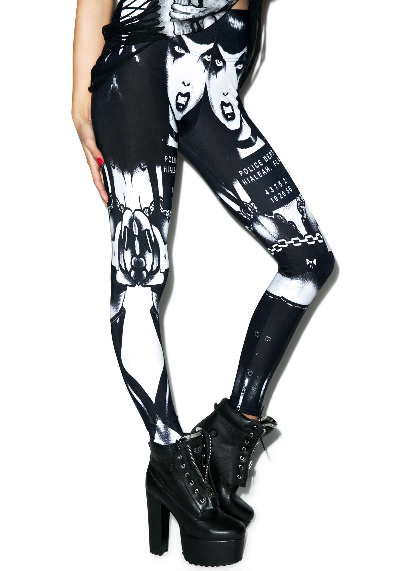 Too Fast Bad Bettie Leggings