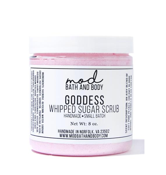 Mod Bath and Body Goddess Whipped Sugar Scrub