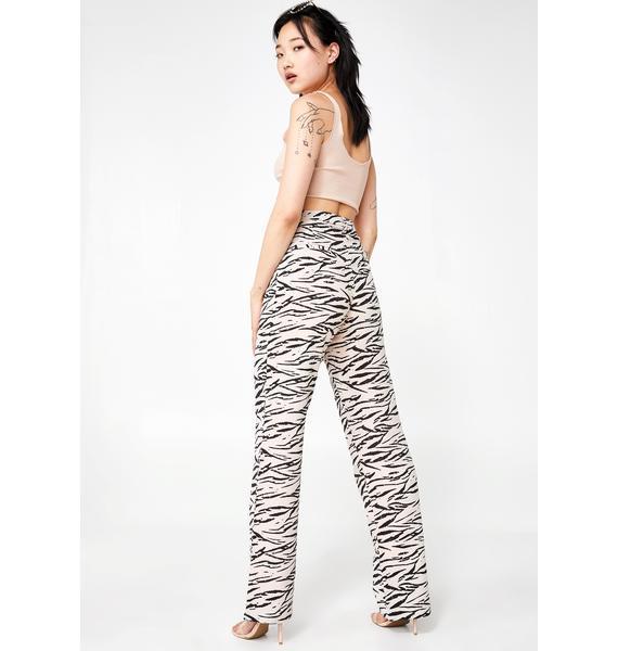 Nana Judy Flint Tiger Pants