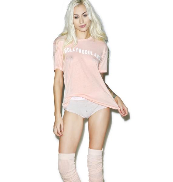 Wildfox Couture Hollywoodland Vintage Tee