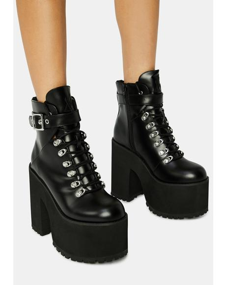 Havoc Platform Boots
