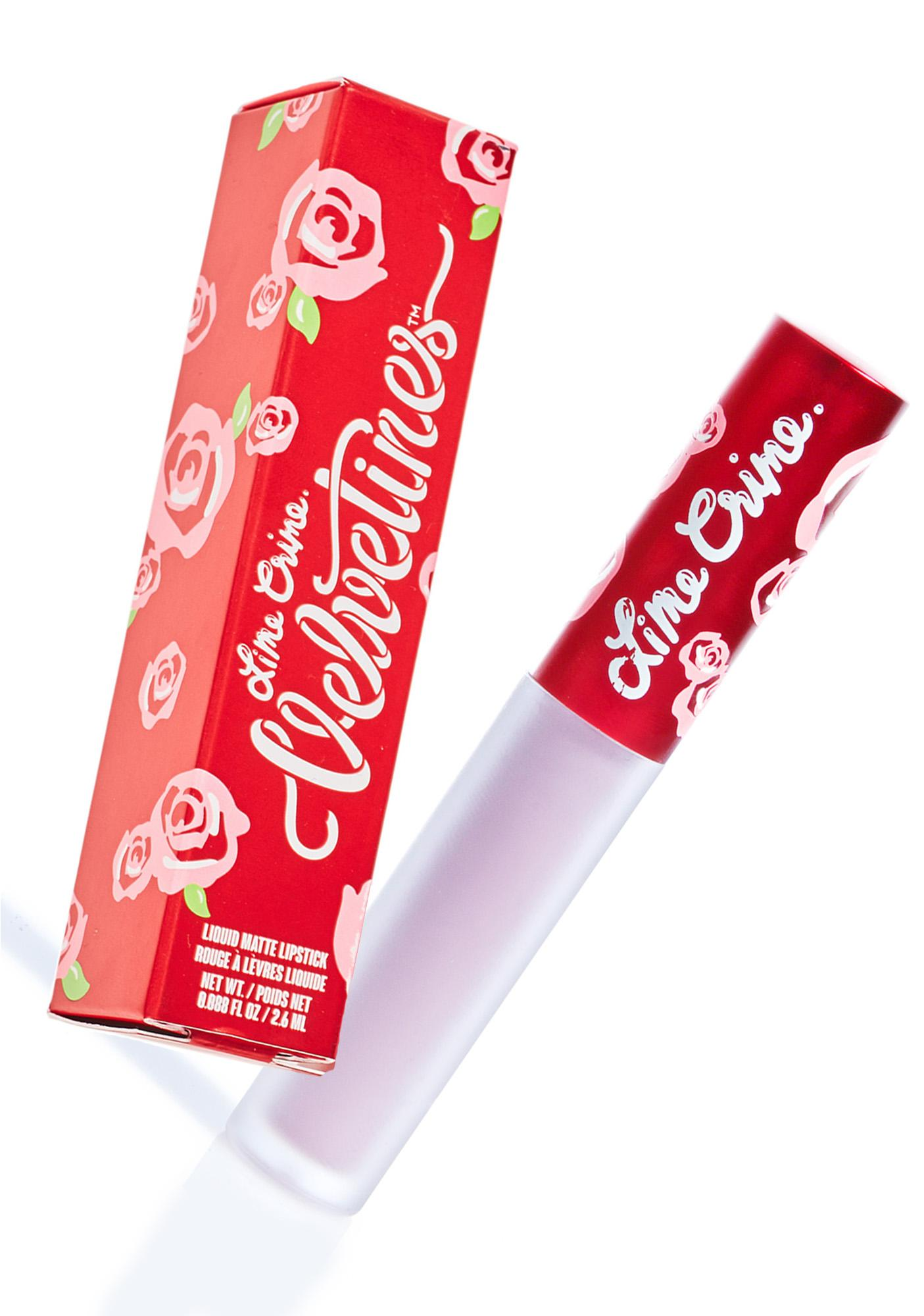 Lime Crime Moonstone Velvetine Liquid Lipstick