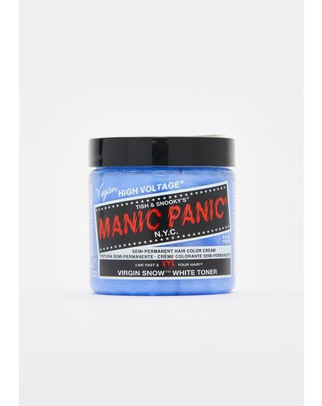 Virgin Snow Classic High Voltage Toner Hair Dye