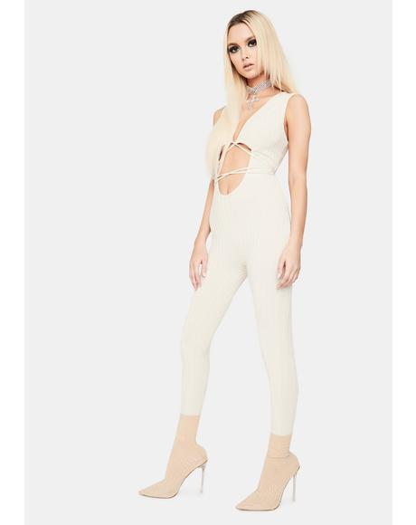 U Remind Me Cutout Jumpsuit