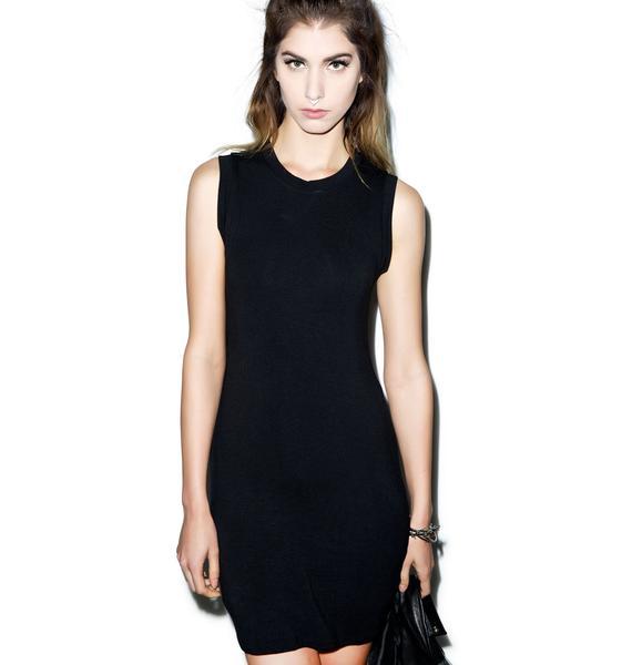 BLQ BASIQ Shake It Off Sleeveless Dress