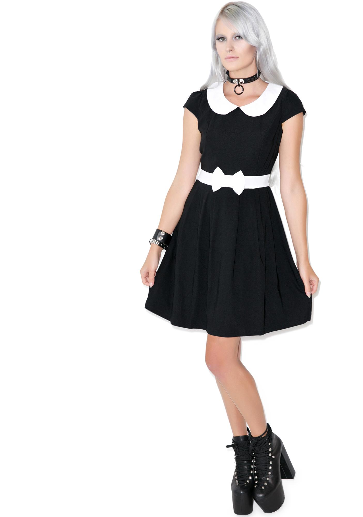 Sourpuss Clothing Lizzie Dress