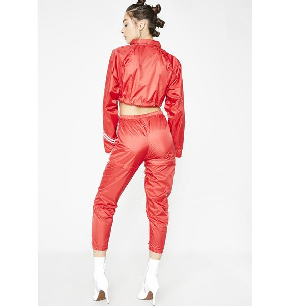 Rojas Chaotic Track Pants