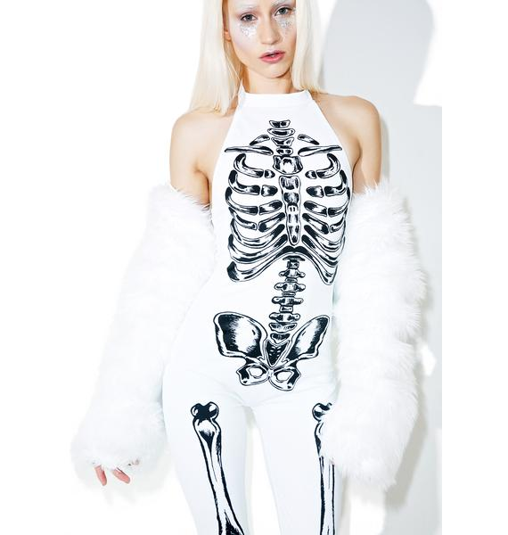 Dolls Kill Anatomy Costume