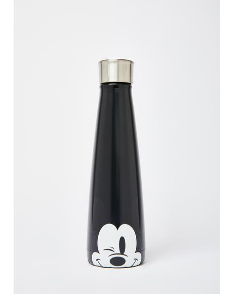 Mickey Mouse Wink 15 Oz Water Bottle
