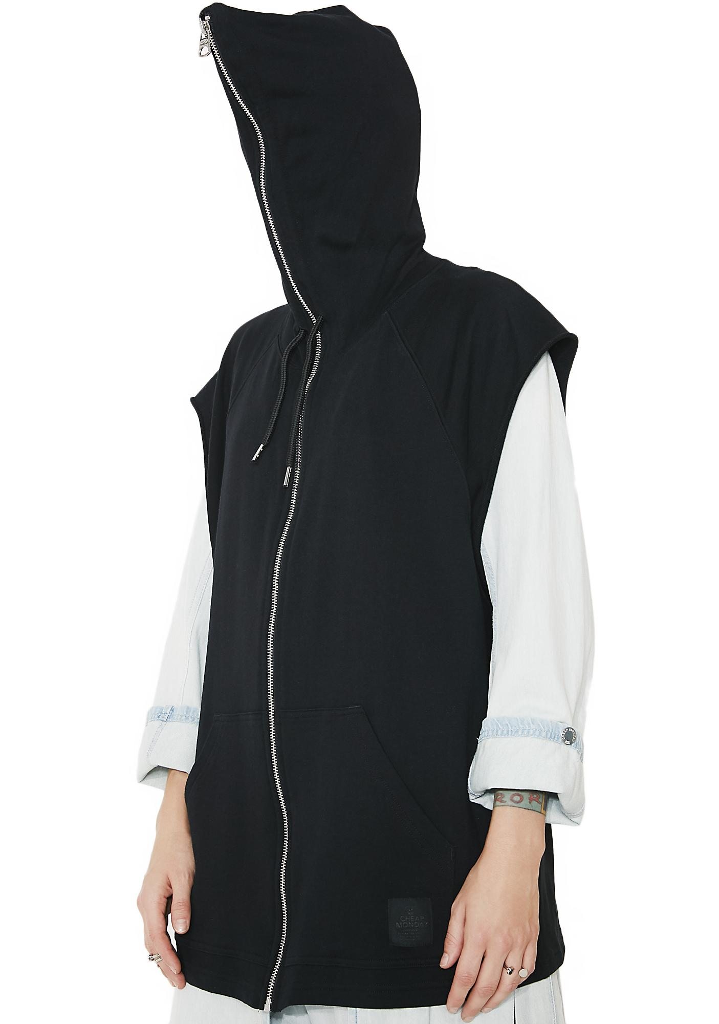 Cheap Monday Blacklist Hoodie
