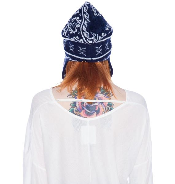 One Teaspoon Navigator Beanie