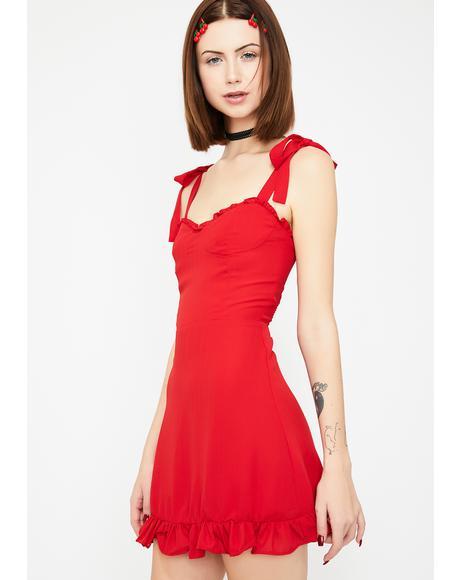Sweet Secrets Mini Dress