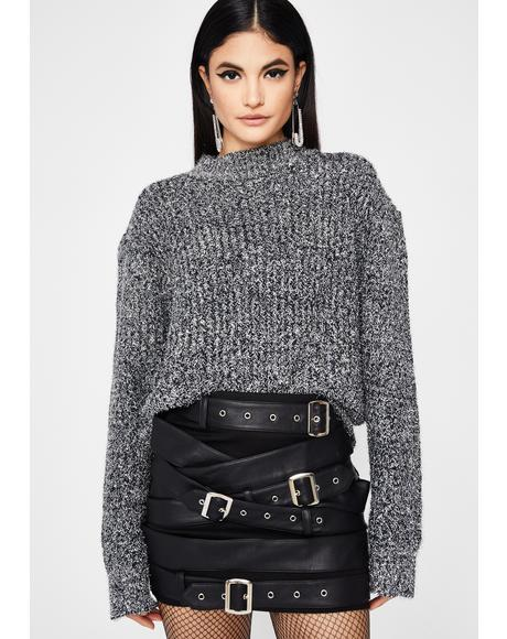 Moonlight Maven Knit Sweater