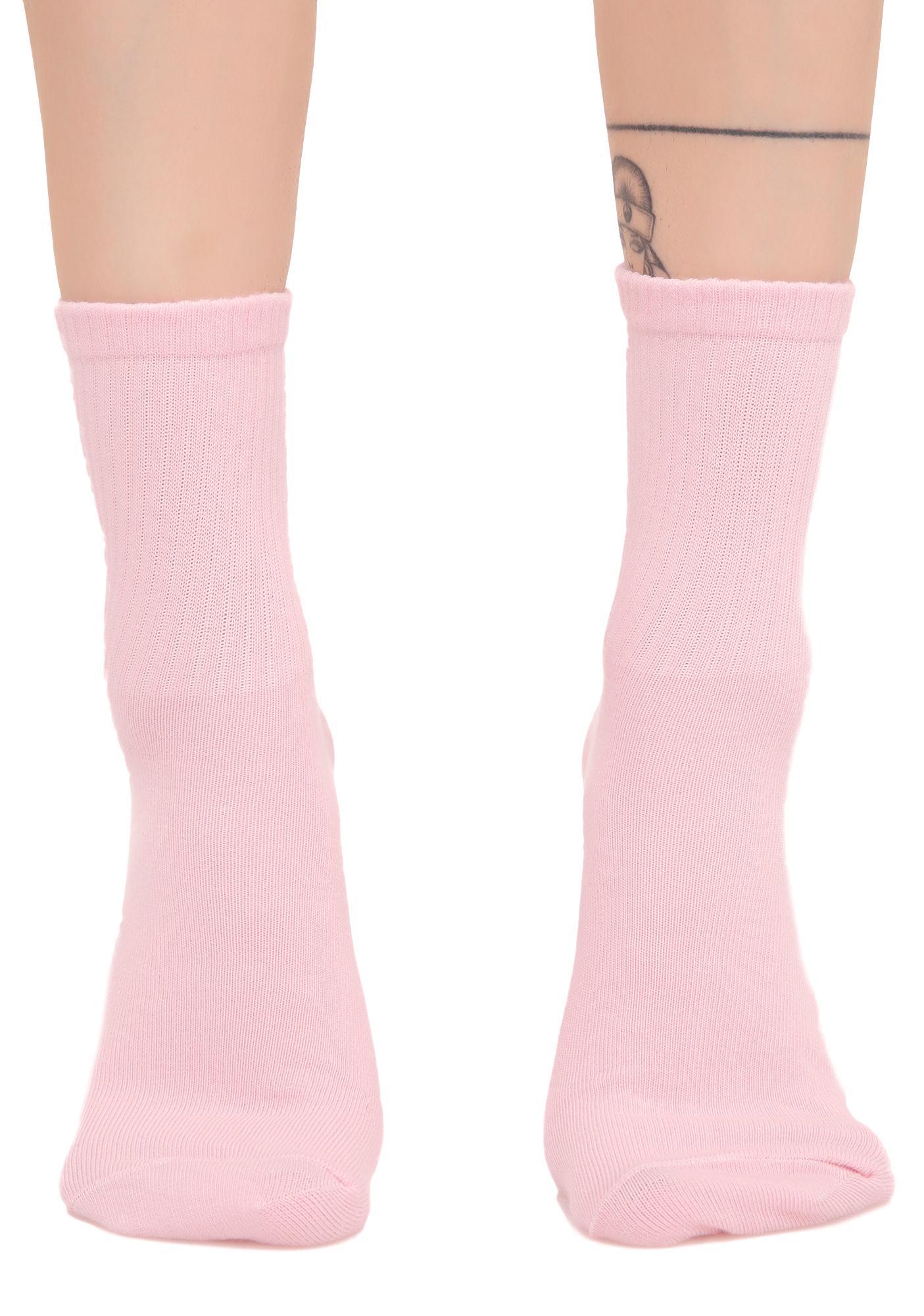 Yeah Bunny Baby Doll Socks
