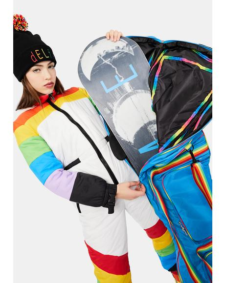 Sweet Retreat Snowboard Bag