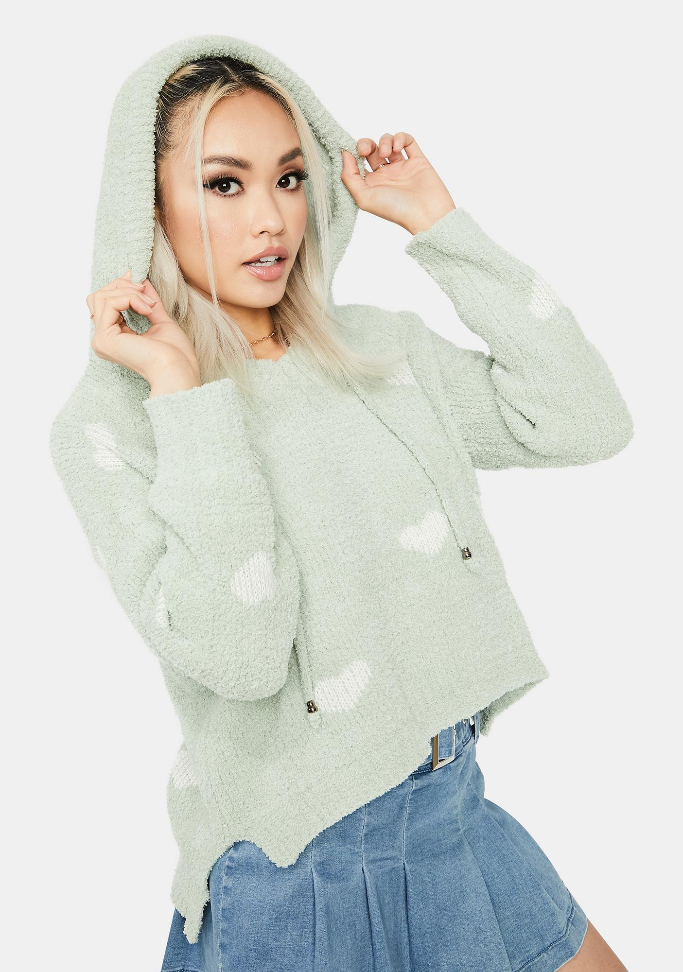 Have My Heart Knit Sweater