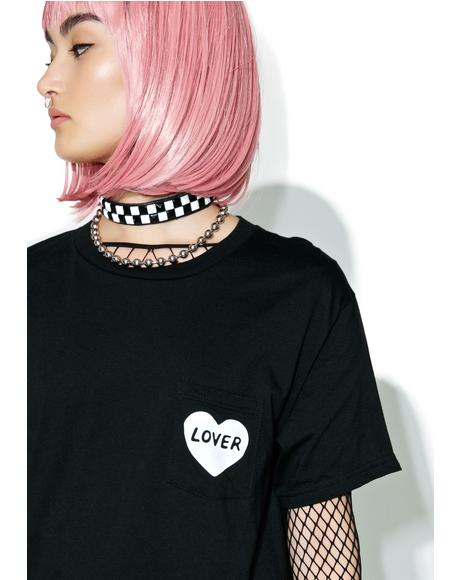 Lover HD Pocket Tee