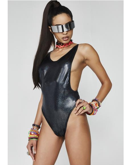 Dark Dimension High Rise Bodysuit