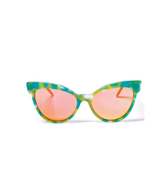 Wildfox Couture Grand Dame Deluxe Sunglasses