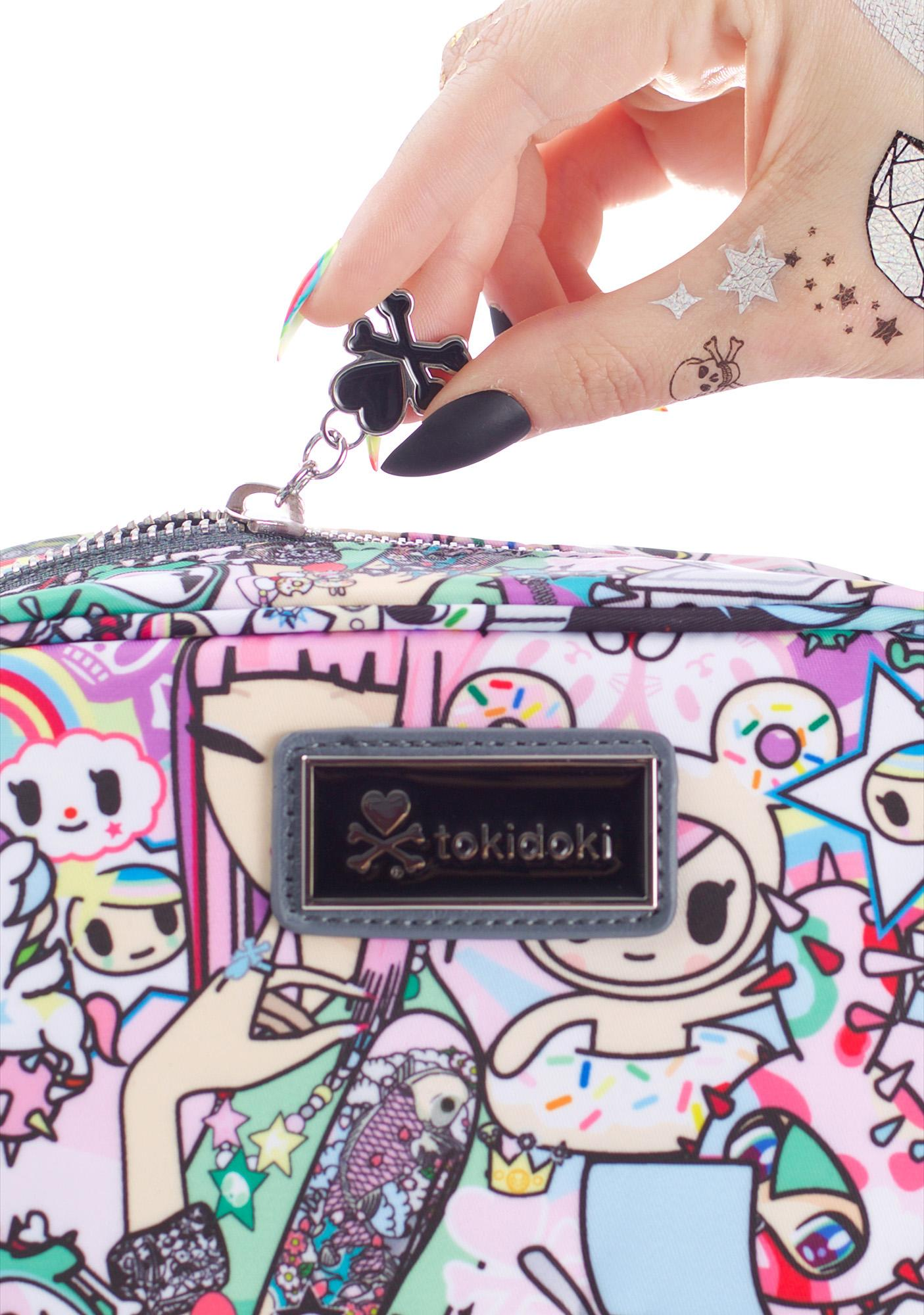 Tokidoki Spring Dreams Pastel Cosmetic Case