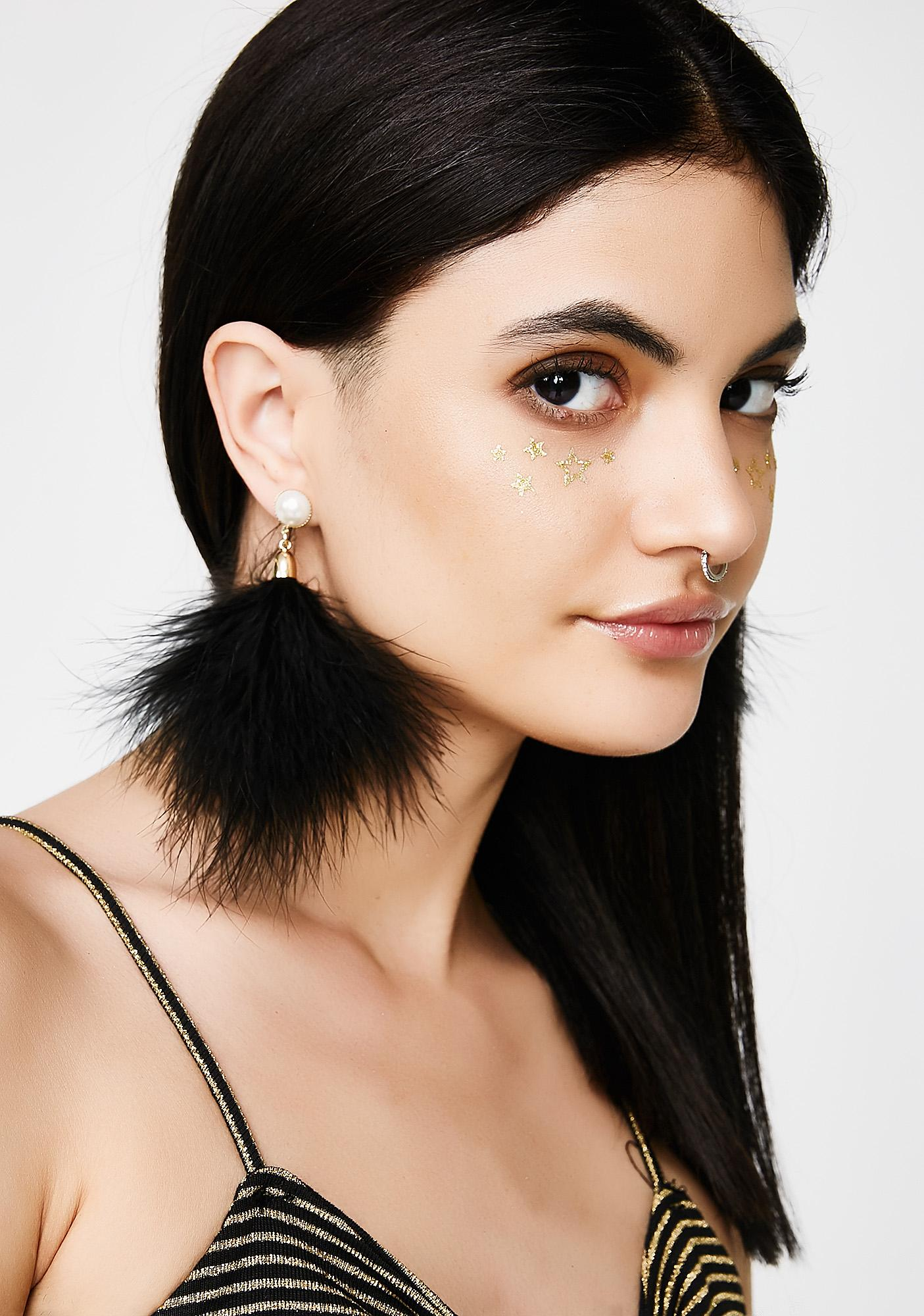 Come Swoop Earrings