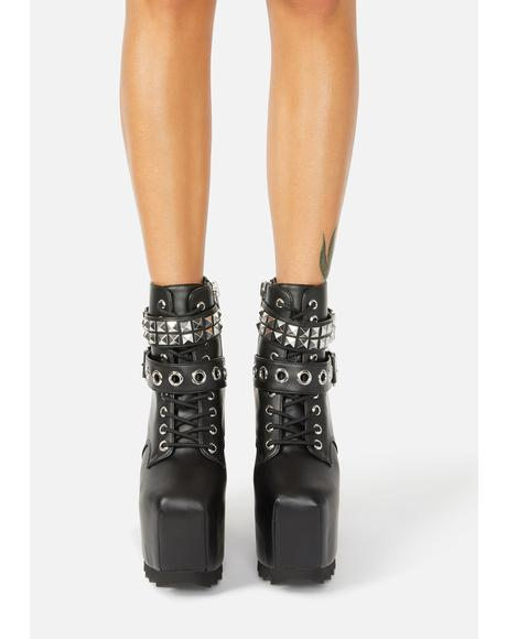 Nolita Platform Boots